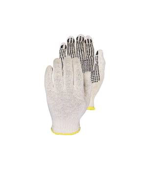 gant construction avec picots